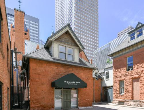 Schleier Mansion-1665 Grant Street Denver CO